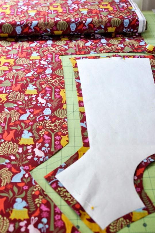 Meadow stocking pattern
