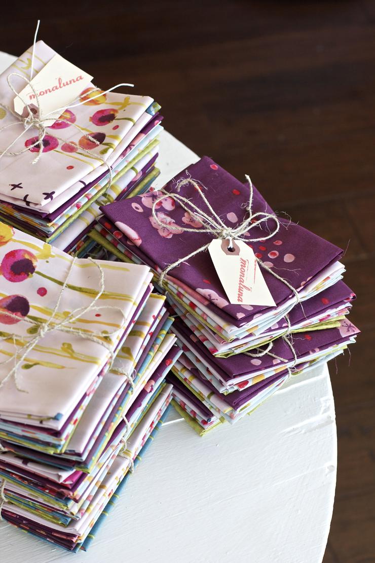 monaluna organic fabric bundles