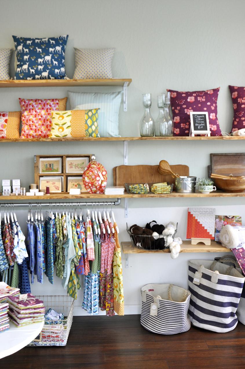 reclaimed shelves b