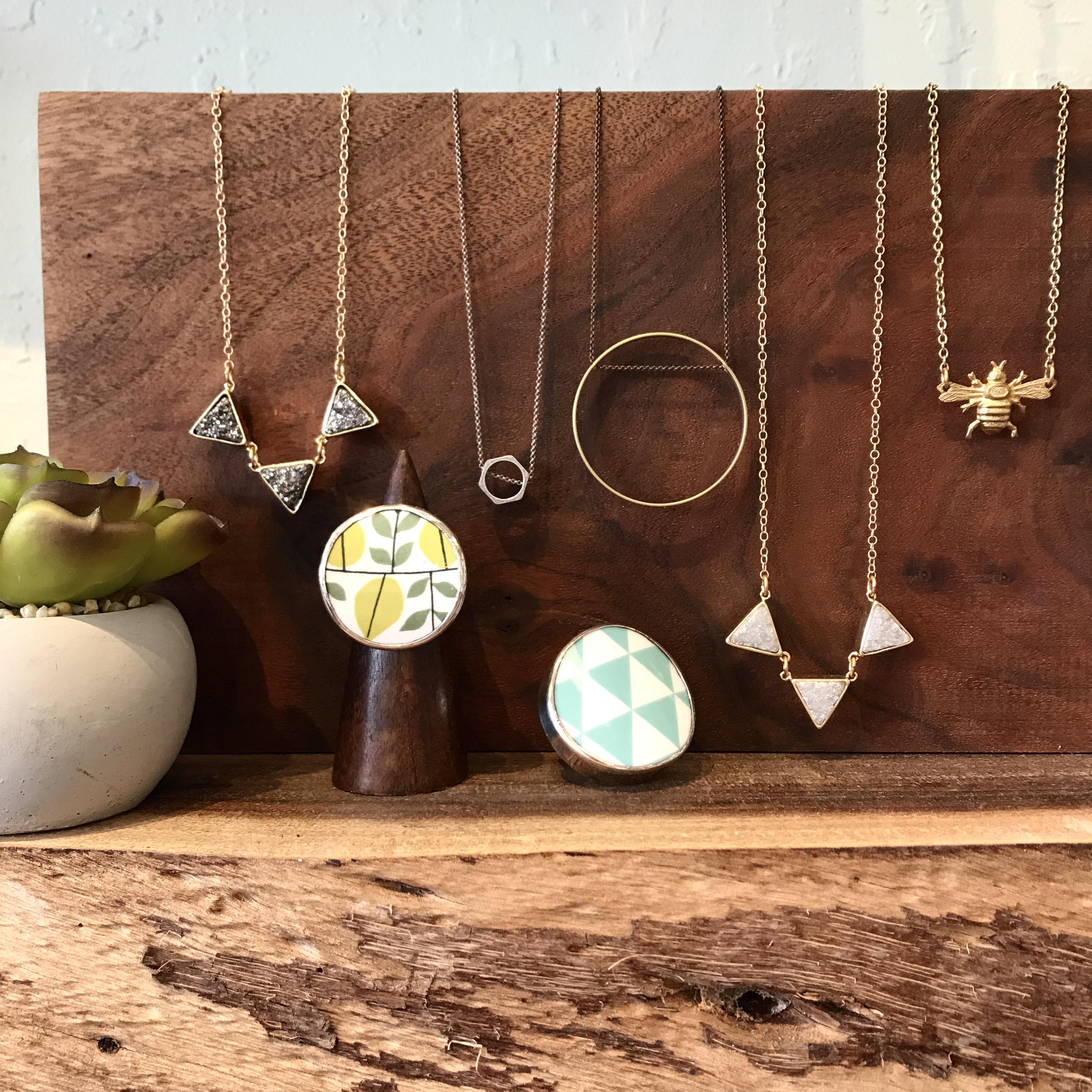 handmade jewelry by Larissa Loden
